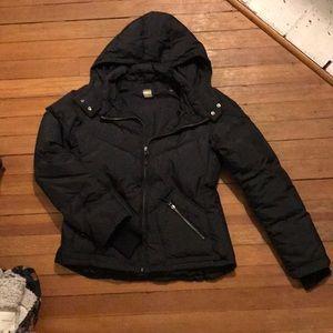 J. Crew down jacket